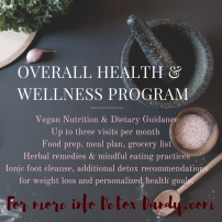 Overall Health & Wellness