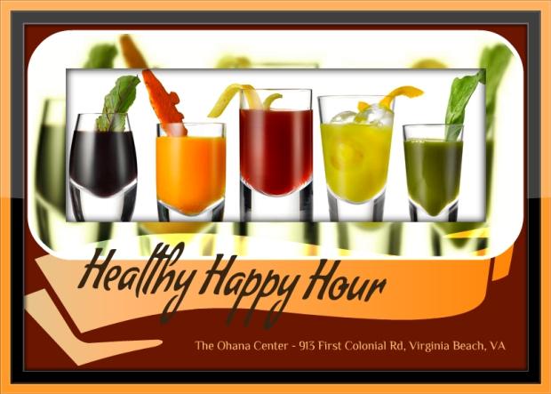 Health Happy Hour