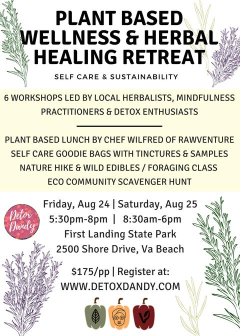 plant based wellness & herbal healing retreat-4